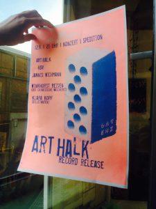 Art Halk Release Druck